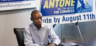 Backed by Millions from Pro-Israel Interests, Antone Melton-Meaux Takes Aim at Ilhan Omar