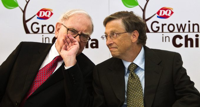 Study: Billionaires That Donated to Gates-Buffet Giving Pledge Now Richer Than Ever
