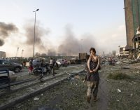 Apocalyptic Scenes from the Site of the Deadly Beirut Blast