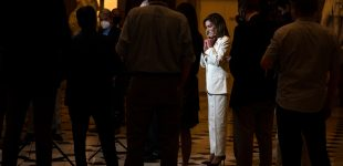 Nancy Pelosi Has a Solution to COVID-Induced Hunger, Evictions and Poverty: Pray for Republicans