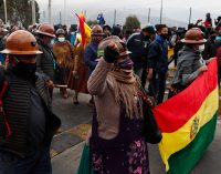 Bolivia Headed for a Showdown as Mass Protests Erupt Against US-backed Anez Administration