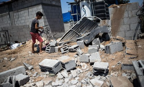 Israel Launches Week-Long Bombing Campaign in Gaza Amid Ongoing War Crimes Investigation