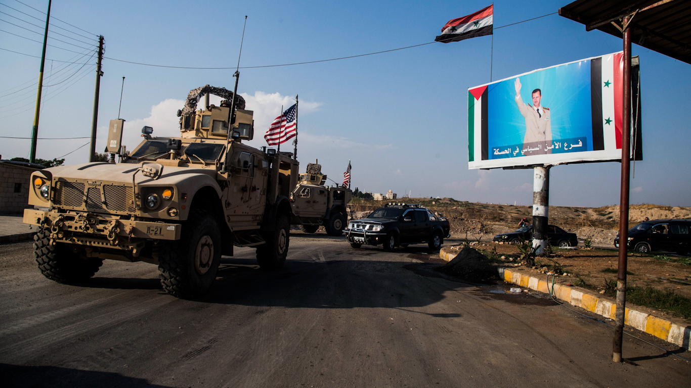 To Capture and Subdue: America's Theft of Syrian Oil Has Very Little To Do With Money