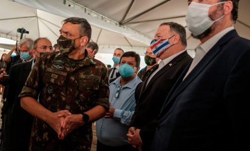 Pompeo Announces Funding for Welfare, Healthcare and Indigenous Support. In Venezuela