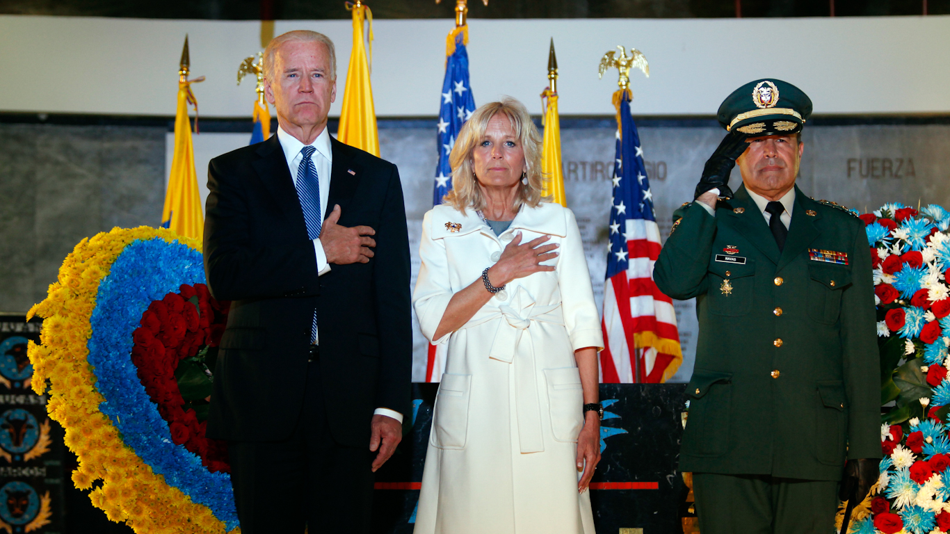 From Mass Incarceration to Plan Colombia: Biden's Role in the Failed War on Drugs