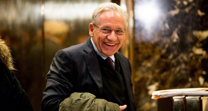 "Lee Camp: Woodward Accidentally Reveals He's No Different Than ""Super Villain"" Julian Assange"
