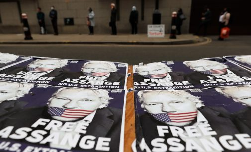 As His Extradition Trial Drags on, Media and Rights Groups Are Still Ignoring Julian Assange