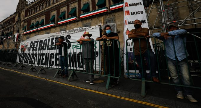 Mexico to Renationalize Oil Next Year If Current Laws Fail to Save Reeling PEMEX