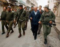 How AOC Challenged the Myth of Yitzhak Rabin the Peacemaker