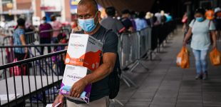 Report: 56 Million Americans Depended on Food Banks During the Pandemic