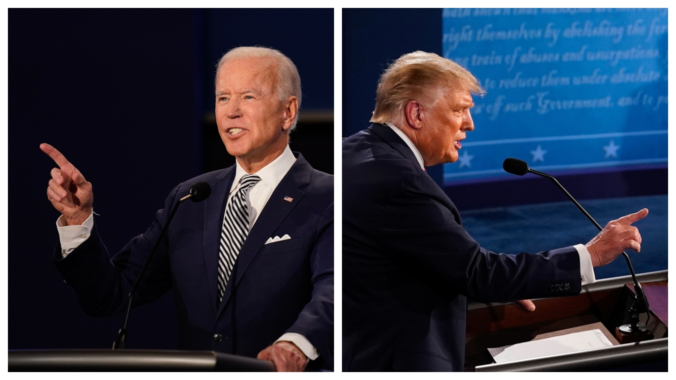 Presidential Debate Debacle Leaves Americans Feeling Angry and Uninformed