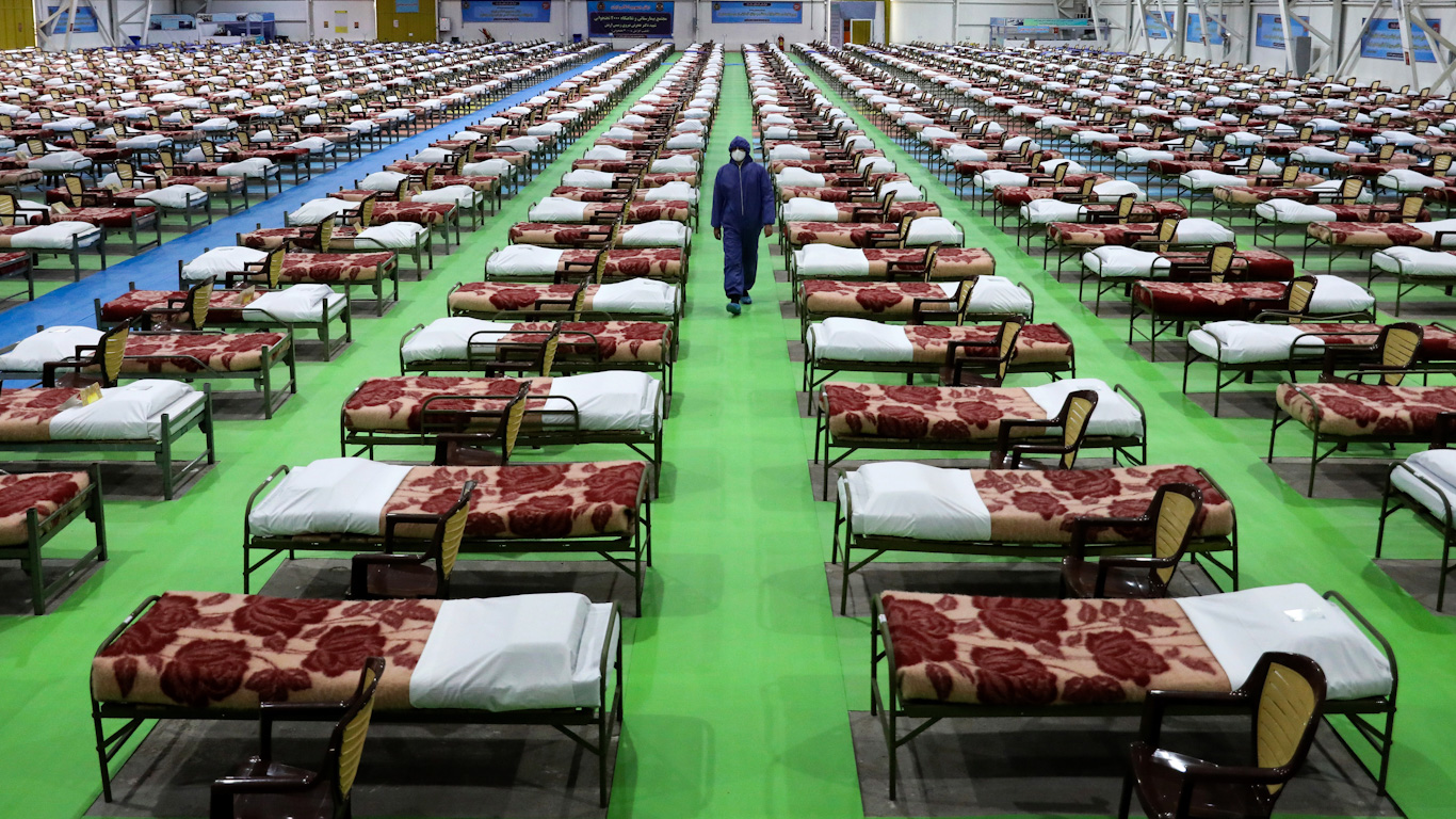 "Critics Say New Iran Sanctions Designed To ""Choke off Humanitarian Exports"" Amid Pandemic"