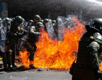 Protests Against Greed and Inequality Are Spreading Like Wildfire Through Latin America