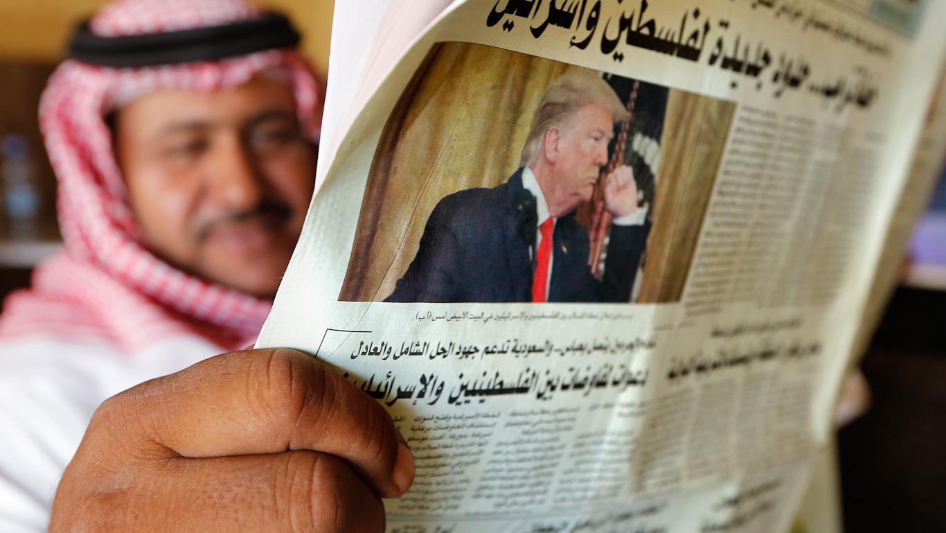Yemen: Trump is Showering Saudi Arabia with Last-Minute Gifts