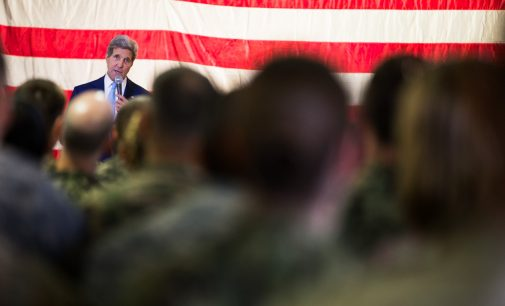 John Kerry's Think Tank Calls for War With Russia Over Climate Change