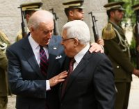 "Shunned by Trump, Mahmoud Abbas Looks to Biden to Revive  a Long Dead ""Peace Process"""