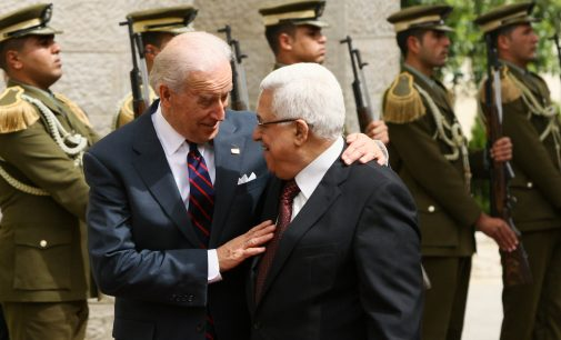 """Shunned by Trump, Mahmoud Abbas Looks to Biden to Revive  a Long Dead """"Peace Process"""""""