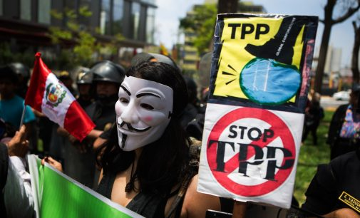 The TPP Was All but Dead, Now DC Think Tanks Are Quietly Urging Biden to Bring It Back