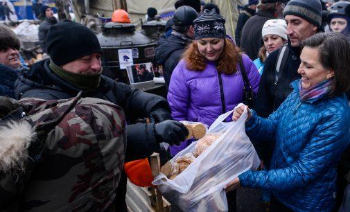 While Railing Against Trump Coup, Biden Appoints Chief Ukraine Coup-Plotter Victoria Nuland