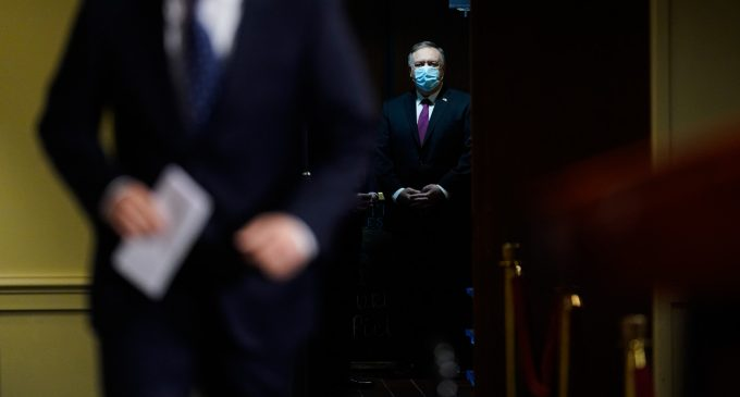 Rumors Spread of a 2024 Presidential Run as Pompeo Paves Way for Future Wars