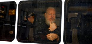Pamela Anderson Leads Diverse Left-Right Coalition Pushing Trump to Pardon Assange