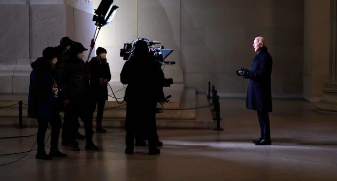 """""""Here Are the Superheroes To Come and Save Us"""": Media Waste No Time Fawning Over Biden"""