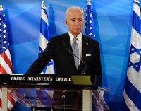It's Still Early, but Signs Point To an Israel-First Biden Presidency