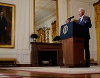 Biden's First Month Marked by Broken Promises