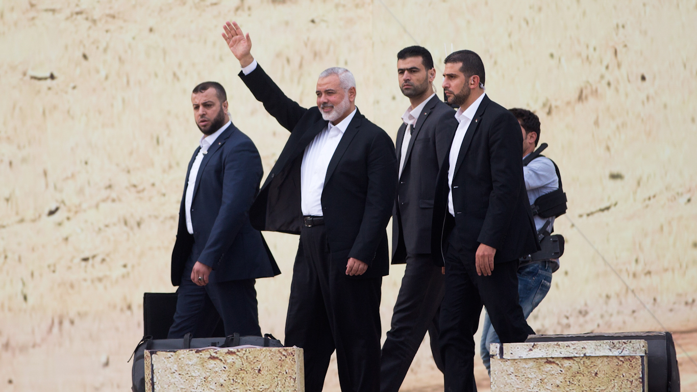 Engaging the World: The 'Fascinating Story' of Hamas's Political Evolution