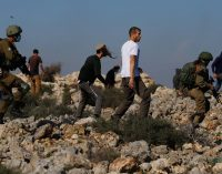 Emboldened by Trump and Netanyahu, Jewish Settler Terrorism is Spiking