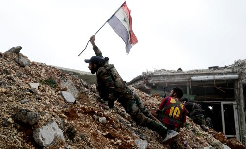 After 10 Years of Civil War in Syria, US (Quietly) Declares Defeat but Won't Go Home