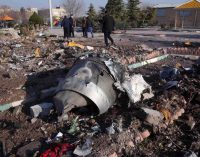 Ukraine officials politicizing plane crash through unconstructive allegations: Security official