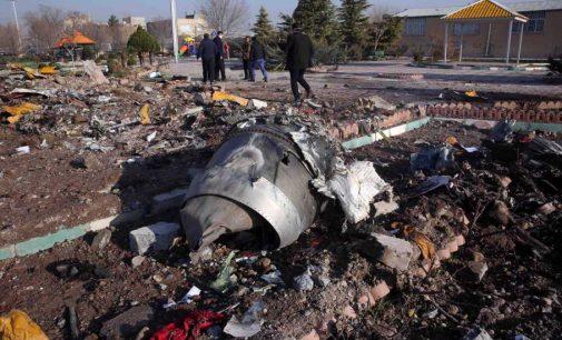 Ukraine officials politicizing plane crash through unconstructive allegations: Security official