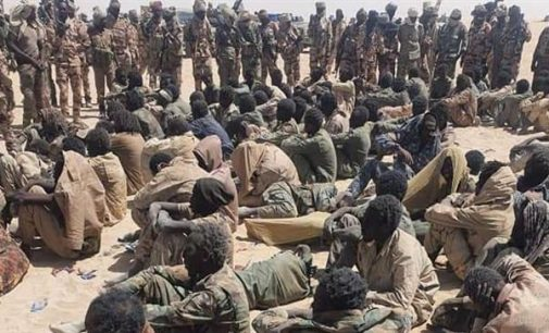 Chad army says rebel column in north 'decimated'