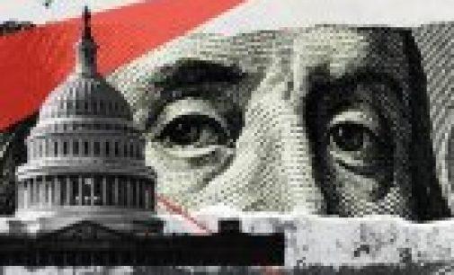Top twelve donors of US politics