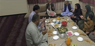 How is life for fasting Afghans in holy month of Ramadan?