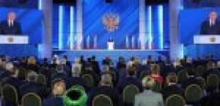 Presidential Address to the Russian Federal Assembly, by Vladimir Putin