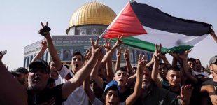 'Frail Israeli regime going down as Palestinians growing more powerful'
