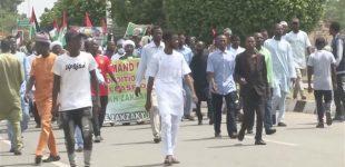 Nigerians mark International Quds Day