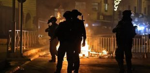 100 more Palestinians wounded amid continued Israeli brutality