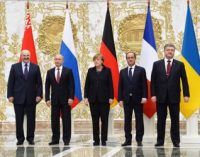 Yalta II: A method to solve the Donbass crisis?