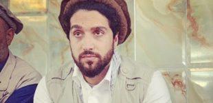 Ahmad Massoud has fled Afghanistan